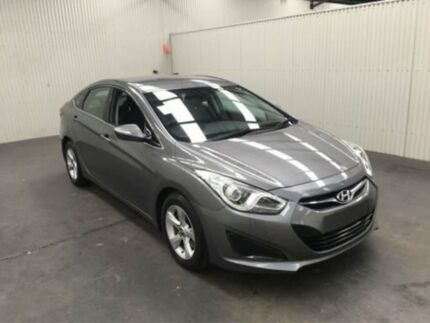 2013 Hyundai i40 VF 2 Active Grey 6 Speed Automatic Sedan Moonah Glenorchy Area Preview