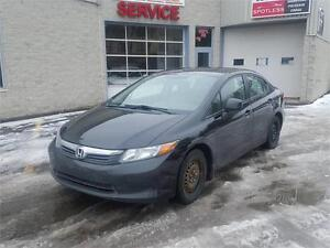 2012 Honda Berline Civic LX (GARANTIE 1 ANS INCLUS)