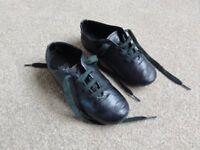girls black jazz dance shoes size 9