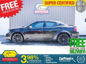 2013 Dodge Avenger SE *Warranty* $70.72 Bi-Weekly OAC