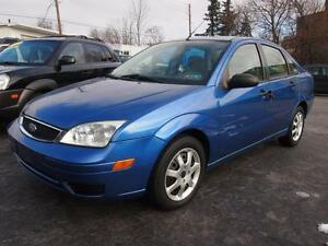 2006 Ford Focus ZX4  SPORT -ONE OWNER----IN VERY GOOD CONDITION