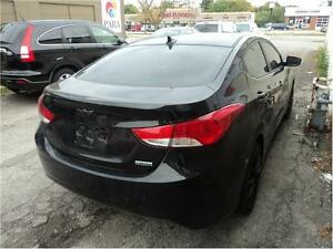 2012 Hyundai Elantra Limited-SUNROOF-XM RADIO-HEATED SEATS Oakville / Halton Region Toronto (GTA) image 4