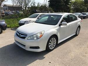 2011 Subaru Legacy 2.5i, Safety & ETEST for On or QC INCL.