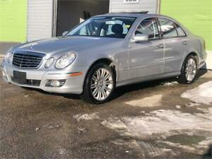 *SAFETIED* 2008 MERCEDES-BENZ E350 4MATIC *LOADED* *CLEAN TITLE*