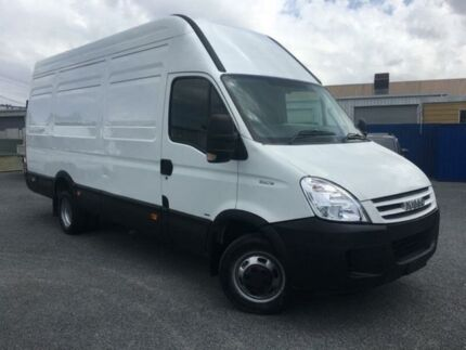 2009 Iveco Daily MY07 50C18 LWB/Hi White Van 3.0l RWD Currumbin Waters Gold Coast South Preview