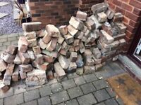 FREE Bricks - hardcore -some rubble - collection in Rainford