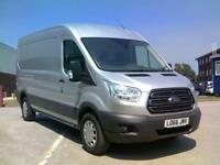 Ford Transit 2.2 Tdci 125Ps H2 Trend Van, PARKING SENSORS , CRUISE CONTROL. (201
