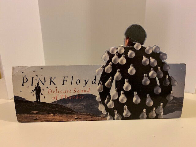Pink Floyd Delicate Sound of Thunder Counter Display 1988