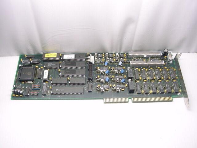 Microbox Polyscan 400 Controller Control Card 182.11848