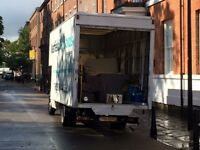 Large Luton Van - Man & Van / Home removals