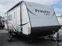 HEARTLAND PROWLER LYNX 22LX travel trailer