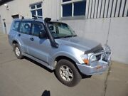 2003 Mitsubishi Pajero NP GLS Silver 5 Speed Sports Automatic Wagon Burnie Area Preview