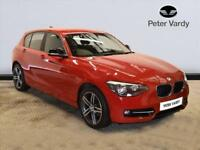 2013 BMW 1 SERIES HATCHBACK