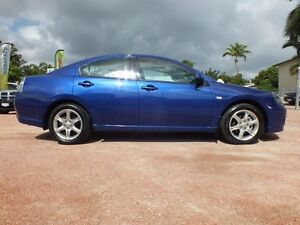 2006 Mitsubishi 380 DB VR-X Blue 5 Speed Sports Automatic Sedan Rosslea Townsville City Preview