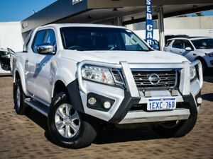 2015 Nissan Navara D23 ST White 7 Speed Sports Automatic Utility Morley Bayswater Area Preview