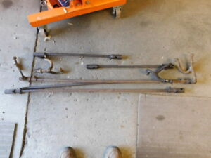 1928, 1929, 1930, 1931 Model A Ford Steering parts