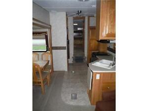 2007 Sabre 30RES Luxury 5th wheel trailer with power slideout Stratford Kitchener Area image 9