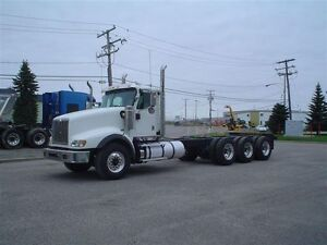 2015 International 5900iSBA124 8X6, New Cab & Chassis