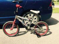 Boys bike - 3-6 years old