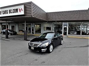 2015 Nissan Altima Navigation, Sunroof, Loaded