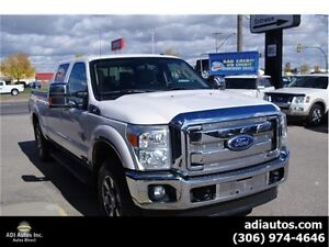 2011 Ford Super Duty F-250 SRW Lariat loaded mint!!!!