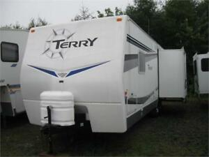Great Condition! 2007 Terry w/Slide. Trades. Financing. Warranty