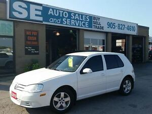 2010 Volkswagen Golf City Sedan $6695 Certified