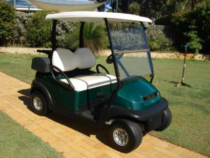 2012 Club Car Precedent Wanneroo Wanneroo Area Preview
