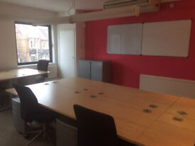 Furnished office space available in Summertown, Oxford