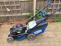 Petrol Lawn Mower For Sale - Macallister Petrol Lawnmower with Briggs Stratton 500E motor