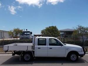 2006 FORD COURIER DUAL CAB UTE Mount Louisa Townsville City Preview