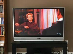 "52"" Panasonic DLP HDTV with Stand - Great Condition Oakville / Halton Region Toronto (GTA) image 1"