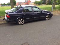 For Sale Saab, 9-5, Saloon, 2003, Manual, 1985 (cc)Turbo, 4 doors - PLEASE read description