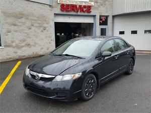 2009 Honda Berline Civic DX-A (GARANTIE 1 ANS INCLUS) West Island Greater Montréal image 2
