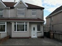 Large 2 bed with Extension To Let in Cefn Fforest
