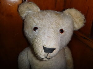 Antique English Teddy Bear c. 1920 West Island Greater Montréal image 2
