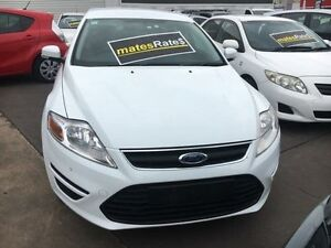 2013 Ford Mondeo MC LX PwrShift TDCi White 6 Speed Sports Automatic Dual Clutch Hatchback