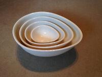 Nigella Lawson Mixing Bowls set - no longer made