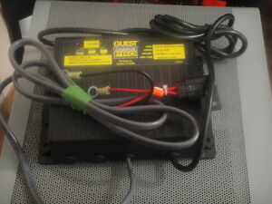 24 VDC Charge Pro Battery Charger