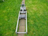 Tunturi R30 rowing machine