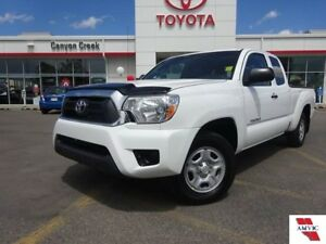 2015 Toyota Tacoma SR5 4X2/AUTOMATIC/CLEAN CARPROOF/POWER GROUP/