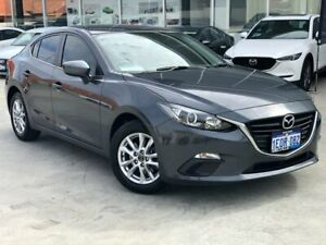 2014 Mazda 3 BM5278 Maxx SKYACTIV-Drive Grey 6 Speed Sports Automatic Sedan Palmyra Melville Area Preview