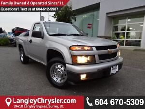 2010 Chevrolet Colorado LT *ACCIDENT FREE * LOCAL BC TRUCK *