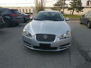 2009 Jaguar XF Premium Luxury edition
