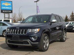 2015 Jeep Grand Cherokee Regina Regina Area image 1