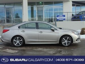 2018 Subaru Legacy Limited | EYESIGHT PACKAGE | ADAPTIVE CRUISE
