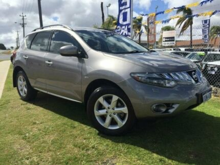 2009 Nissan Murano Z51 TI Grey 6 Speed Constant Variable Wagon Wangara Wanneroo Area Preview