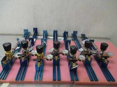 7 Kinetics Gas Line, Tescom 250 4-2213-242-010, Pall SGLFPF6402VMM4