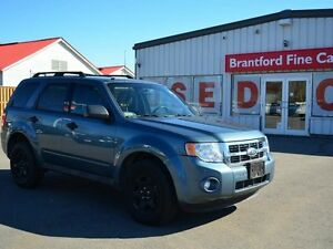 2010 Ford Escape XLT Automatic 4dr Front-wheel Drive