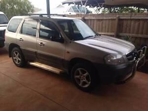 2002 Mazda Tribute Wagon Broome Broome City Preview